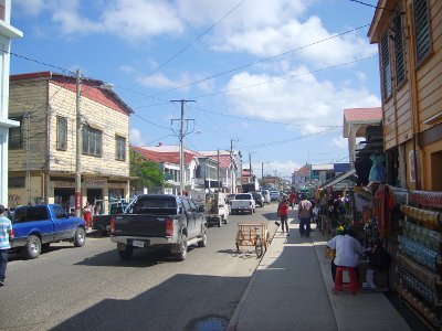 Belize City, Orange Street