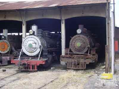 Guatemalan Steam Engines