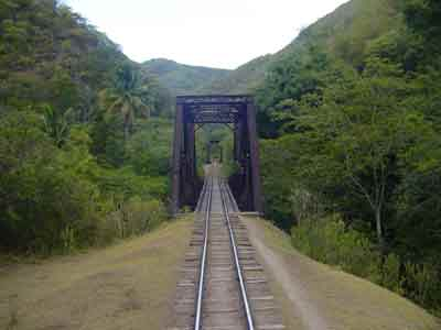 Bridges on the Sanarate - Jalapa line