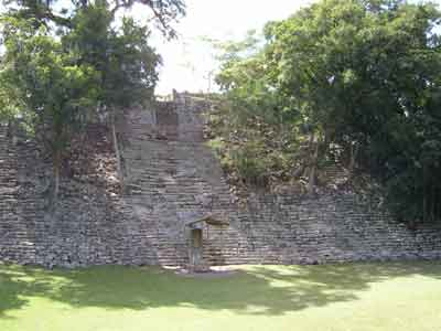 Copán - Temple of the Inscriptions